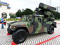 ROCA M1097 Avenger Display at CKS Memorial Hall Square 20140607.jpg