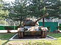 ROK Army 7th Infantry Division HQ - Exhibited M47 Patton.jpg