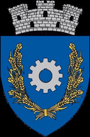 Scornicești - Image: ROU OT Scornicesti Co A