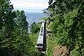 RZD ED9MK-0029 at Polovinniy stop, Circum-Baikal Railway, 2009 (31664983254).jpg
