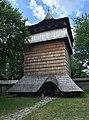 Radruż, dzwonnica przy cerkwi św. Paraskewy (HB14).jpg