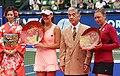 Radwanska Zvonareva Trophy Presentation.jpg