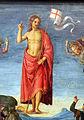 Raffaello, resurrezione di cristo, 1499-1502, 04.JPG