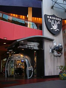 Raider Image Universal Citywalk Hollywood
