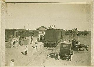 Inverell railway line