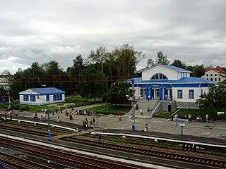 Krasnobakovsky District District in Nizhny Novgorod Oblast, Russia