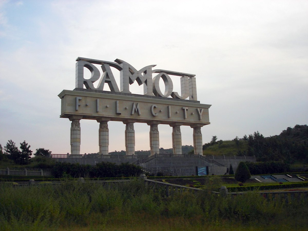 Image result for Ramoji Film City, Hyderabad