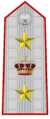 Rank insignia of generale in comando d'armata of the Italian Army (1915).png