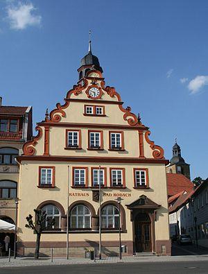 Bad Rodach - Town hall