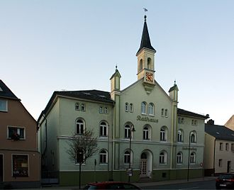 Gefell - Town hall