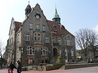 Melle, Germany - Town Hall