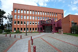Rathausallee in Norderstedt