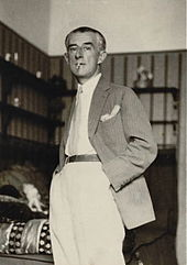 Photo représentant Maurice Ravel.