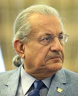 Raza Rabbani politician in Pakistan