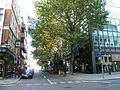 Red Lion Street south end from High Holborn.JPG