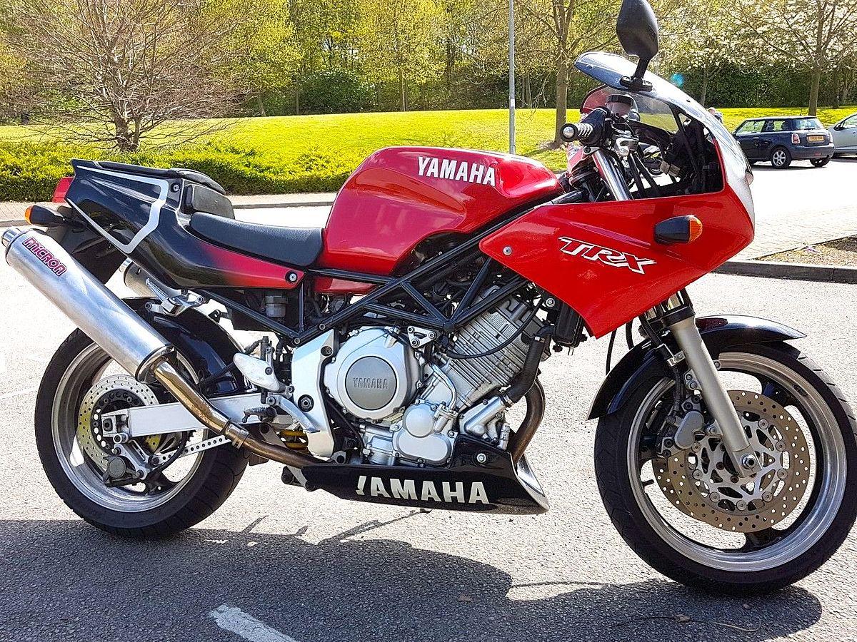 Yamaha Trx850 Wikipedia