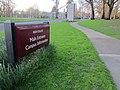 Reed College main entrance, Portland, Oregon 2013.JPG