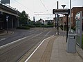 Reeves Corner tramstop look west2.JPG