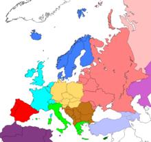 Mapa Europa Del Este.Europa Oriental Wikipedia La Enciclopedia Libre