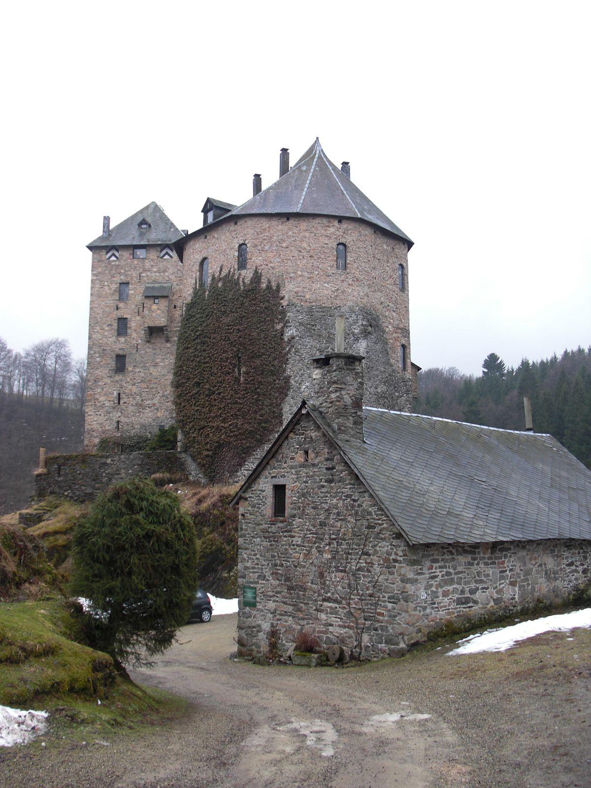 Reinhardstein Castle - Wikipedia