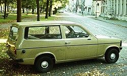 Reliant Kitten Estate