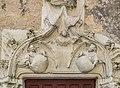 Relief in the Castle of Fougeres-sur-Bievre.jpg