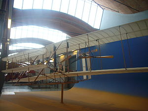 Replica of Wright 1903 Flyer - mnactec.JPG