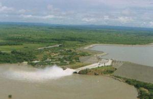 Poechos Reservoir - Image: Represa de Poechos