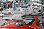 Republic F-84G Thunderjet 'FZ153 - 3-RE' (really FZ107) (33915018513).jpg