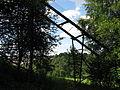 Reste der ehemaligen Skisprungschanze im Siebenmühlental.JPG