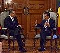 Reunión con el Primer Ministro de Rumania. (22545943252).jpg