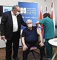 Reuven Rivlin getting vaccinated against COVID-19, December 2020 (MN1 3761 1).jpg