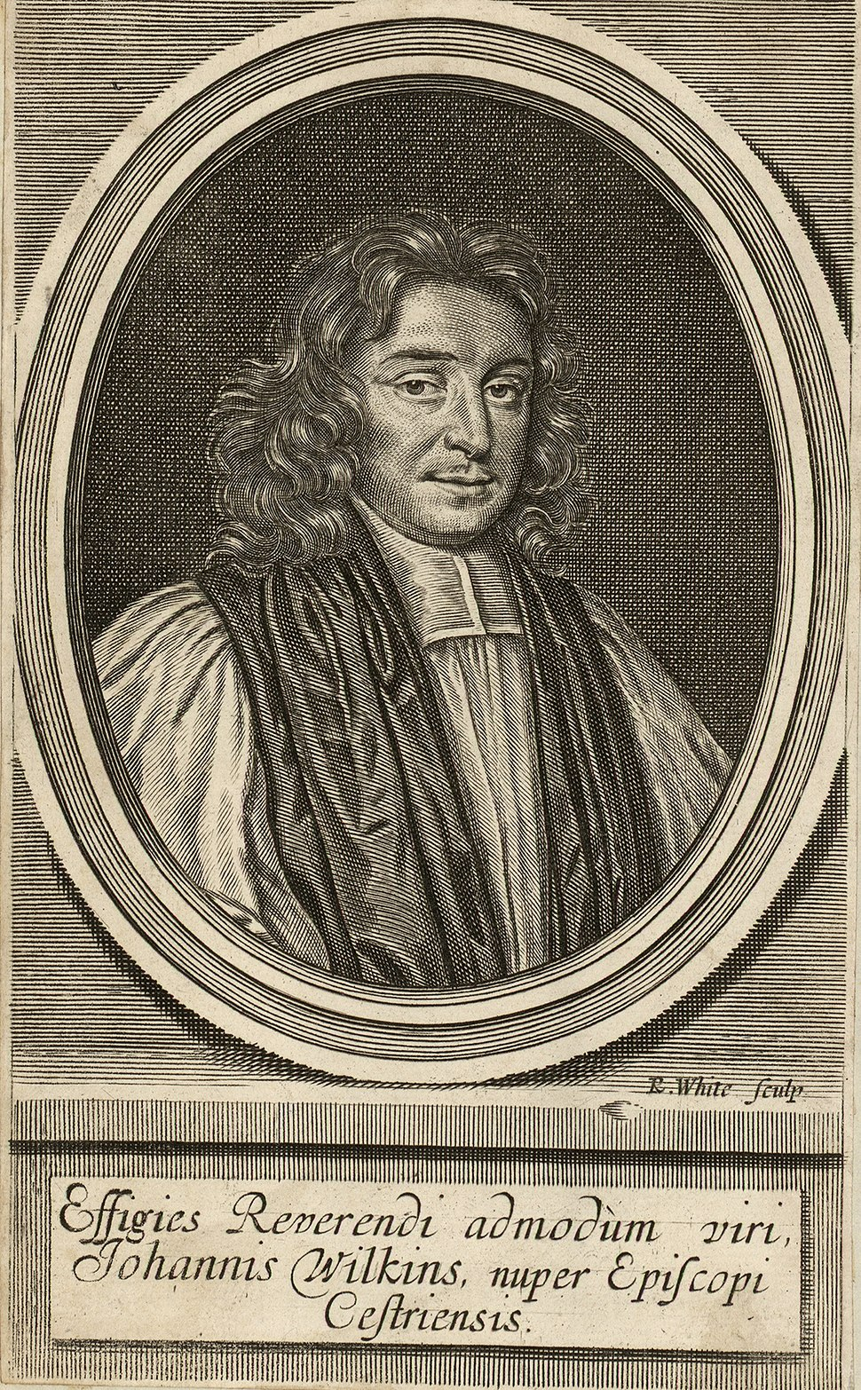 Rev John Wilkins, Chester