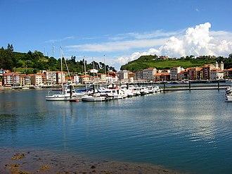 Sella River (Bay of Biscay) - Sella River
