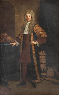 Richard Onslow, 1st Baron Onslow English Speaker of the House of Commons