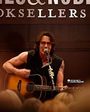 Rick Springfield - Springfield in May 2014