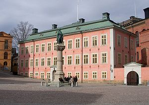 Administrative law - The Stenbockska Palace is the seat of the Supreme Administrative Court of Sweden.