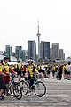 Ride to Conquer Cancer Niagara-Toronto 2011.jpg