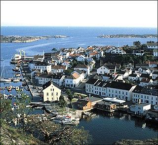 Risør Municipality in Aust-Agder, Norway