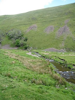 River Alwin near Clennell - geograph.org.uk - 450504