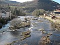 River Dee from Llangollen Bridge - geograph.org.uk - 1731951.jpg
