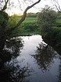 River Lodden from Lawn Bridge - geograph.org.uk - 413060.jpg