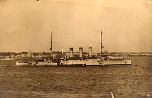 Italian cruiser Libia - Image: Rn libia (3)