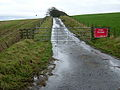 Road Closed - geograph.org.uk - 283805.jpg