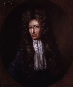 Robert Boyle, by Johann Kerseboom (died 1708)....