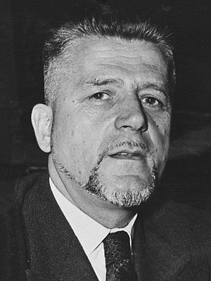 Robert Buron - Image: Robert Buron 1961
