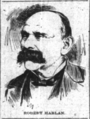 Robert James Harlan - The Cincinnati Enquirer (Cincinnati, Ohio), Sept 22, 1897, page 6.png