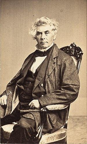 Robert Walter Weir - Robert Walter Weir, circa 1864