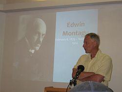 Robert Wistrich at the SICSA International Conference 2014 in Jerusalem.JPG