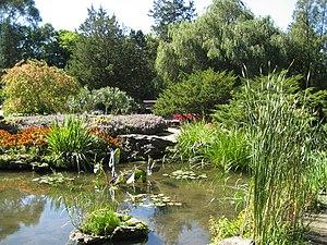 Royal Botanical Gardens (Ontario) - Image: Rock Gardens B